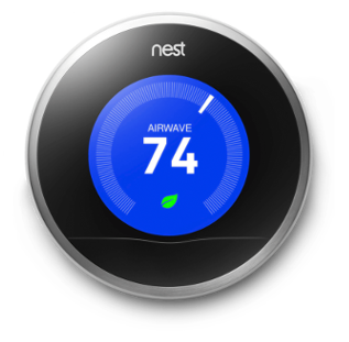 Nest Thermostats Integrated by Digital Living.com